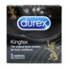 Bao cao su durex kingtex