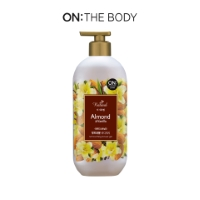 Sữa tắm on the body the natural almond & vanilla 500g