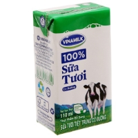 Sữa tươi vinamilk 110ml