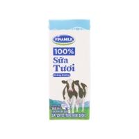 Sữa tươi vinamilk không đường 180ml