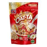 Yến mạch oatta vị trái cây 300g