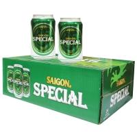Bia sài gòn special lon 330ml - thùng