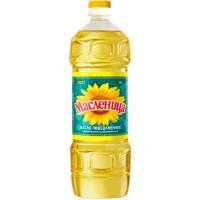 Dầu hướng dương tinh luyện khử mùi maslenitsa 1l