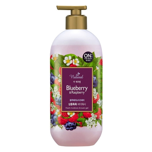 Sữa tắm on the body natural blueberry