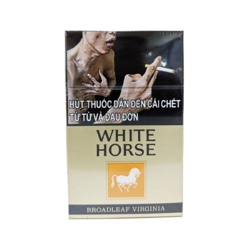 Thuốc lá White Horse
