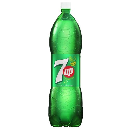 Nước ngọt có ga 7up 1,5l