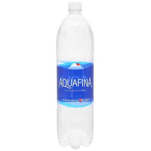Nước tinh khiết Aquafina 1,5L
